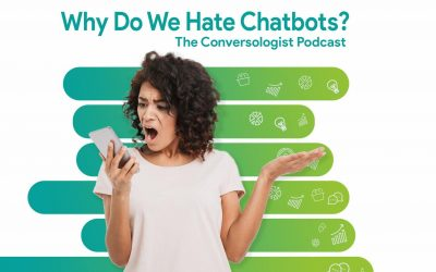 Why Do We Hate Chatbots?