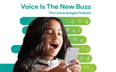 Now We're Talking! Voice Is The New Buzz