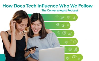 How Does Technology Influence Who We Follow